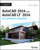 AutoCAD 2014 and AutoCAD LT 2014: No Experience Required: Autodesk Official Press (1118757629) cover image