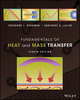 Fundamentals of Heat and Mass Transfer, Enhanced eText, 8th Edition (1119320429) cover image