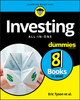 Investing All-in-One For Dummies (1119376629) cover image