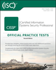 CISSP Official (ISC)2 Practice Tests, 2nd Edition (1119475929) cover image