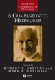 A Companion to Heidegger (1405110929) cover image