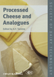 Processed Cheese and Analogues (1405186429) cover image