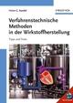 Verfahrenstechnische Methoden in der Wirkstoffherstellung (3527660429) cover image