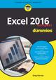 Excel 2016 für Dummies kompakt (3527811729) cover image