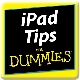 iPad Tips For Dummies App (WS100029) cover image