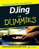 DJing for Dummies (047003422X) cover image