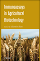 Immunoassays in Agricultural Biotechnology (047028952X) cover image