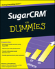 SugarCRM For Dummies (047038462X) cover image