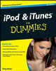 iPod & iTunes For Dummies, 6th Edition (047039062X) cover image