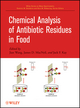 Chemical Analysis of Antibiotic Residues in Food (047049042X) cover image