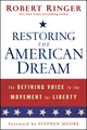 Restoring the American Dream: The Defining Voice in the Movement for Liberty (047062762X) cover image