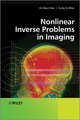 Nonlinear Inverse Problems in Imaging (047066942X) cover image