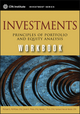 Investments Workbook: Principles of Portfolio and Equity Analysis (047091582X) cover image