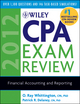 Wiley CPA Exam Review 2012, Financial Accounting and Reporting (047092392X) cover image