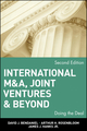 International M&A, Joint Ventures & Beyond: Doing the Deal, 2nd Edition (047102242X) cover image