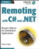 Remoting with C# and .NET: Remote Objects for Distributed Applications (047127352X) cover image