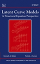 Latent Curve Models: A Structural Equation Perspective (047145592X) cover image