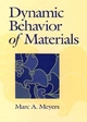 Dynamic Behavior of Materials (047158262X) cover image