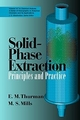 Solid-Phase Extraction: Principles and Practice (047161422X) cover image