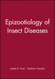 Epizootiology of Insect Diseases (047187812X) cover image