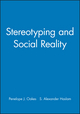 Stereotyping and Social Reality (063118872X) cover image
