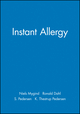 Instant Allergy (063204232X) cover image