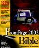 FrontPage 2002 Bible (076453582X) cover image