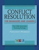Conflict Resolution for Managers and Leaders: The CDR Associates Training Package, Participants Workbook (078798812X) cover image