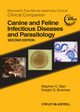 Blackwell's Five-Minute Veterinary Consult Clinical Companion: Canine and Feline Infectious Diseases and Parasitology, 2nd Edition (081382012X) cover image