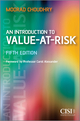 An Introduction to Value-at-Risk, 5th Edition (111831672X) cover image