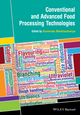 Conventional and Advanced Food Processing Technologies (111840632X) cover image