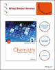 Chemistry: The Molecular Nature of Matter, 7th Edition Binder Ready Version (111841392X) cover image