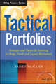 Tactical Portfolios: Strategies and Tactics for Investing in Hedge Funds and Liquid Alternatives (111873162X) cover image