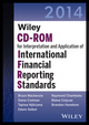 Wiley IFRS 2014: Interpretation and Application for International Accounting and Financial Reporting Standards (CD-ROM) (111873422X) cover image