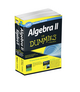 Algebra II: Learn and Practice 2 Book Bundle with 1 Year Online Access (111898062X) cover image