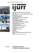 International Journal of Urban and Regional Research, Volume 40, Number 1 (111929682X) cover image