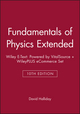 Fundamentals of Physics Extended, 10e Wiley E-Text: Powered by VitalSource + WileyPLUS eCommerce Set (111938642X) cover image