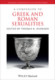 A Companion to Greek and Roman Sexualities (140519572X) cover image