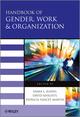 Handbook of Gender, Work and Organization (144439472X) cover image