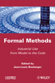 Formal Methods: Industrial Use from Model to the Code (184821362X) cover image