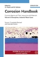 Corrosion Handbook, Corrosive Agents and Their Interaction with Materials, Volume 6, Atmosphere, Industrial Waste Gases, 2nd Edition (352731122X) cover image