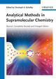 Analytical Methods in Supramolecular Chemistry, 2nd, Completely Revised and Enlarged Edition (352732982X) cover image