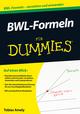 BWL-Formeln für Dummies (352766842X) cover image