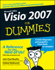 Visio 2007 For Dummies (0470089830) cover image