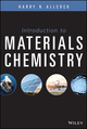 Introduction to Materials Chemistry (0470293330) cover image
