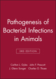 Pathogenesis of Bacterial Infections in Animals, 3rd Edition (0470344830) cover image