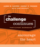 The Challenge Continues: Encourage the Heart, Participant Workbook (0470402830) cover image