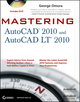 Mastering AutoCAD 2010 and AutoCAD LT 2010 (0470466030) cover image