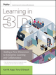 Learning in 3D: Adding a New Dimension to Enterprise Learning and Collaboration  (0470504730) cover image
