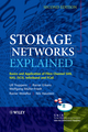 Storage Networks Explained: Basics and Application of Fibre Channel SAN, NAS, iSCSI, InfiniBand and FCoE, 2nd Edition (0470741430) cover image